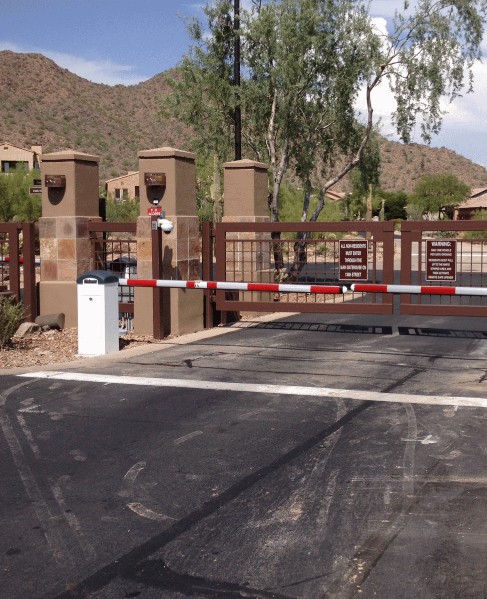 Barrier Gates | TSW - Wholesale Access Control Systems