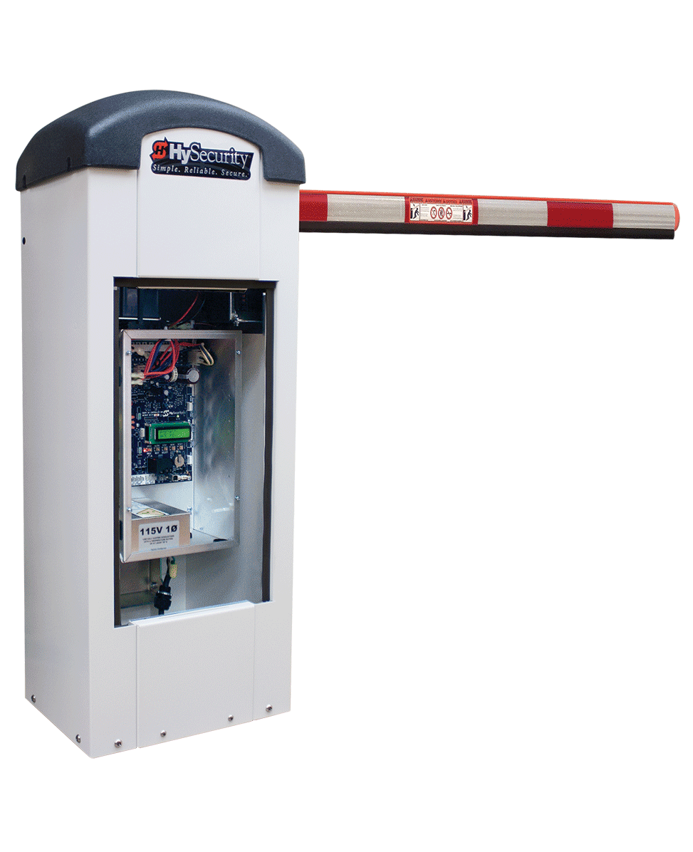 Barrier Gates Tsw Wholesale Access Control Systems Hysecurity Wiring Diagram Gate Operators